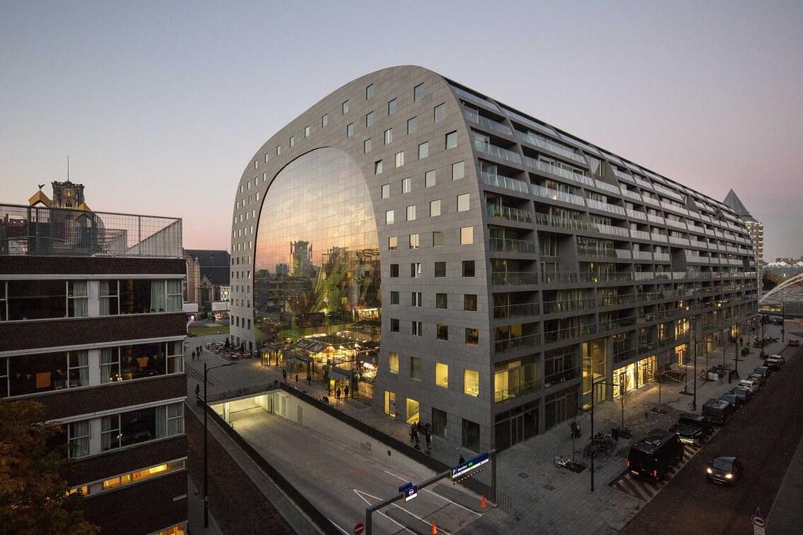 Rotterdam Architectuur Prijs 2015 Fotografie Frank Hanswijk