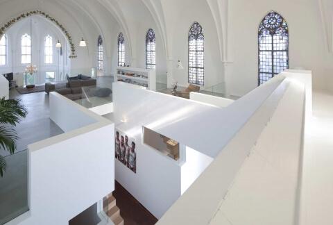 Zecc, woonkerk XL Utrecht