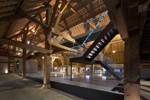 Van hoogevest Architecten, Streekmuseum Heinenoord