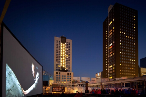 AFFR Rooftop Screening