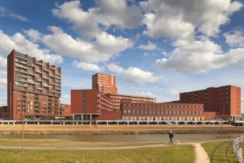 Meerrijk, Eindhoven