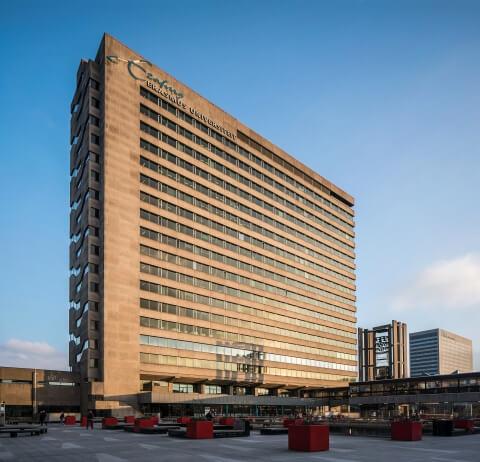 Tinbergen gebouw, Erasmus Universiteit Rotterdam