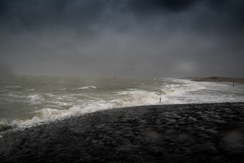 Storm Bella, Vlissingen