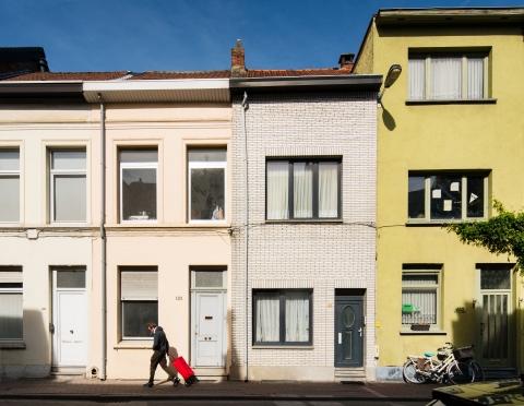 Antwerp, Zurenborg & Haringrode