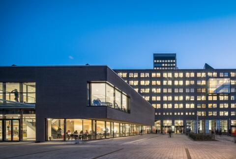 Quist Wintermans architecten, Sandersgebouw