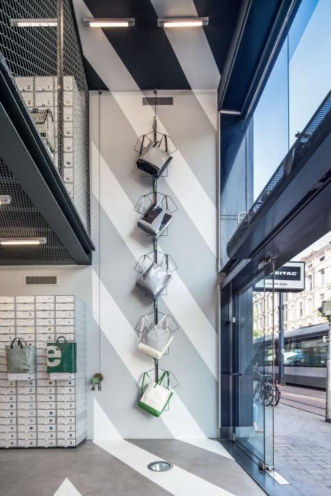FREITAG store Rotterdam