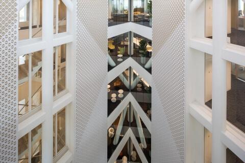 Jo Coenen Architects & Urbanists, Stibbe hoofdkantoor
