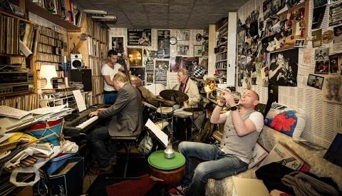 Jan van Duikeren Quartet, JVD4