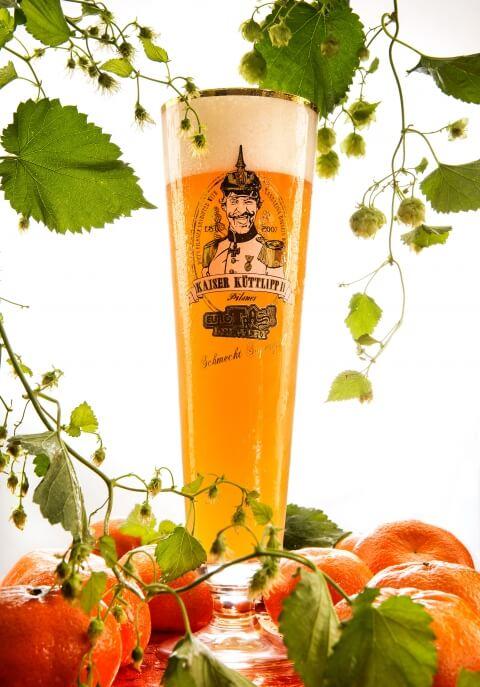 Kaiser Küttlipp biercampagne
