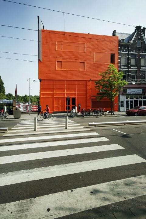 Campagne voor oranje